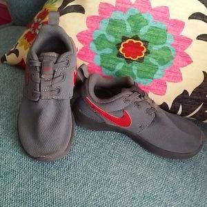 Nike Toddler Boys Canvas Sneaker